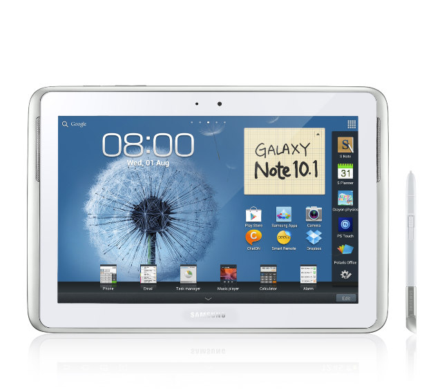 Tablet do zadań specjalnych, czyli Samsung Galaxy Note 10.1
